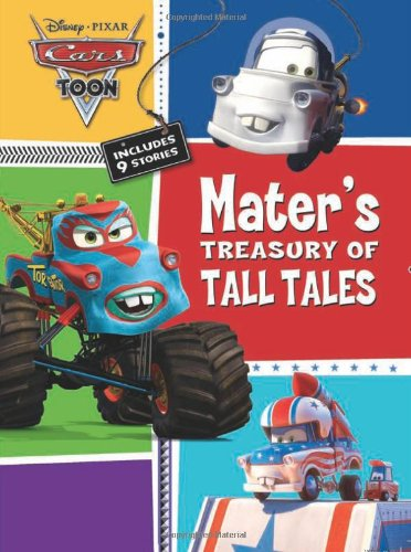 Cars Toon-mater (Cars Toons Mater's Treasury of Tall Tales)