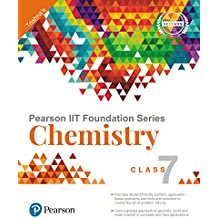 Pearson IIT Foundation Chemistry Class 7