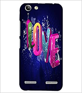 PrintDhaba Quote D-3441 Back Case Cover for LENOVO VIBE K5 PLUS (Multi-Coloured)