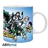 ABYstyle My Hero Academia Tazza-Heroes per Adulti, 320 ml, ABYMUG431