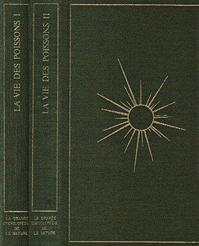 La vie des poissons, La Grande Encyclopédie De La Nature, N°8 et N°9 (2 volumes reliés)
