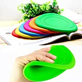 Foldable Dog Training Toy Frisbee Flying Disc...