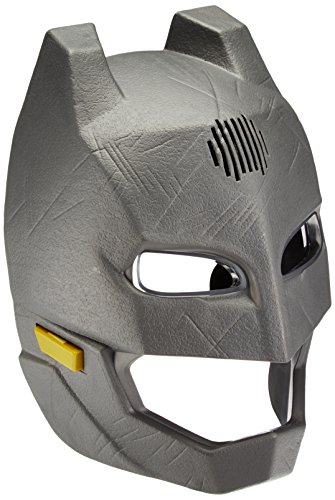 Batman Helm aus Batman vs Superman, mit Stimmverzerrer, Licht- und Toneffekten (Baby Doll Superman)