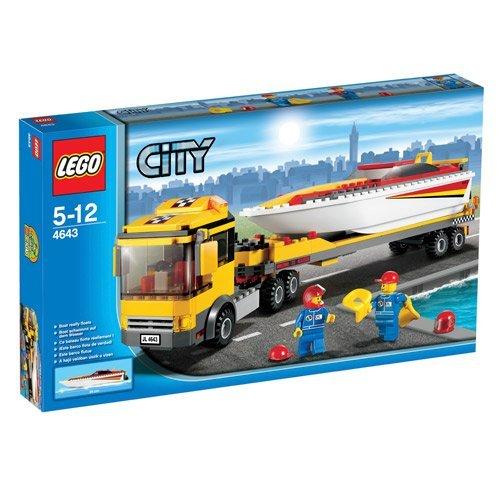 lego-city-puerto-marino-4643-el-remolque-del-barco-a-motor-ref-4589407