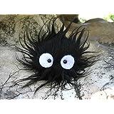 Spirited Away Totoro plush doll keychain Soot Sprite KUROSUKE (Fluffy) by Spirited Away