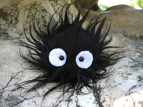 spirited-away-totoro-plush-doll-keychain-soot-sprite-kurosuke-fluffy