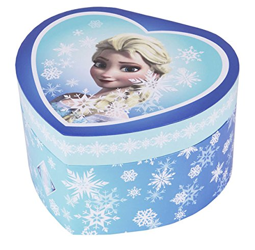 Best-Selling-Trousselier-Large-Heart-Shaped-Music-Box-with-Elsa-Frozen-Great-Gift-Present-Idea-for-Birthdays-Christmas-Xmas-Stocking-Fillers-Easter-Girl-Girls-Children-Kids-Child-One-Supplied