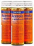 HOYER Acerola & Wildfrucht Tabletten (3 x 30g)