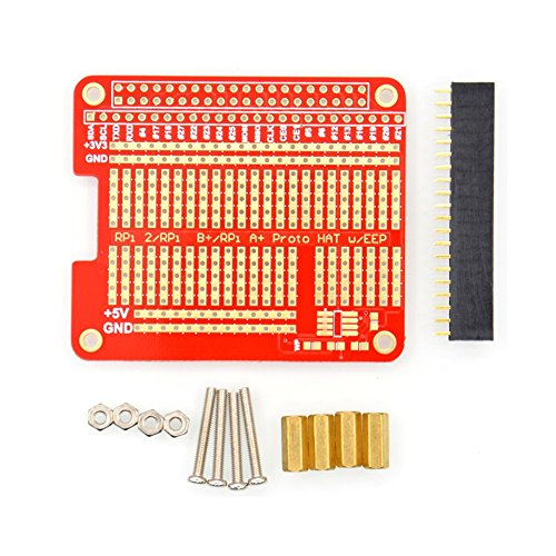 geeekpi DIY Proto Hat Shield für Raspberry Pi 2/B +/A +/Raspberry Pi 3Modell B