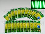 Thkfish Lot de 10 sachets de 5 b�tons...