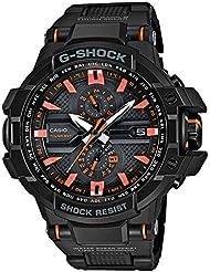 G-Shock  G-Shock Superior Series - Reloj de cuarzo para hombre, con correa de plástico, color negro