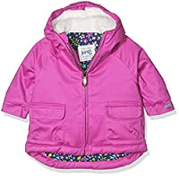 Kite Baby Girls 0-24m Mini Go Coat, Pink (Raspberry), 3-6 Months