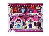 #5: Stuff Jam My Sweet Family Dream House Set For Kids- 689-1