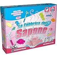 Science4You fabbrica del Sapone, Gioco Educativo e Scientifico
