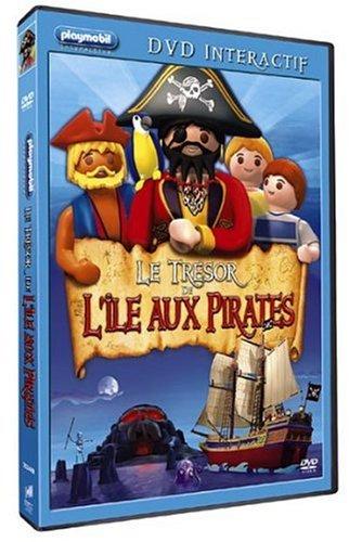 Playmobil - Le trésor de l'île aux pirates [DVD Interactif]
