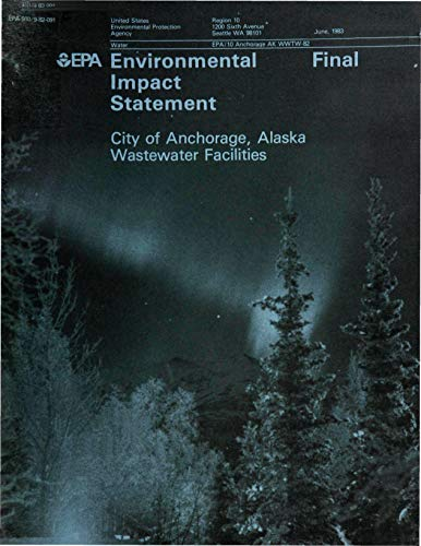 910981080F  Final Environmental Impact Statement: Wastewater Treatment Facilities for the City of Post Falls Idaho (English Edition)