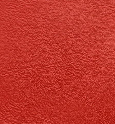THICK BURGUNDY RED FIRE RESISTANT RETARDANT FAUX ARTIFICIAL LEATHER LEATHERETTE UPHOLSTERY VINYL FABRIC PER METRE X 137 CM WIDTH