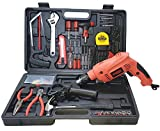 Cheston Powerful 13 mm Impact Drill Machine Cum Screwdriver Kit with 101 Pieces
