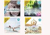 Offerta Speciale 4 Cd Doppio Della Serie Wellness Relax Meditation, Reiki e Feng Shui, Pilates, Yoga Musica Rilassante - Special offer 4 Cd Audio Series Wellness Relaxation Meditation, Reiki and Feng Shui, Pilates, Yoga Music Relaxing