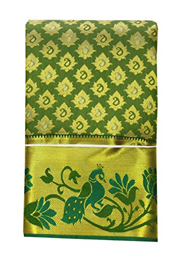Saravanabava Silks Women's Art Silk Saree With Blouse Piece (Srbs000193_Red)