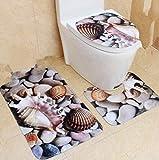 Cuscino del water Bagno Mat Bagno Tappeto Mat Toilette Sede Bagno Mat Home Decor
