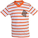 Bio Kid Boys' T-Shirts (Btb-335-110, Ora...