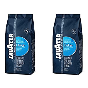 Lavazza Dek Decaf Coffee Beans 500g