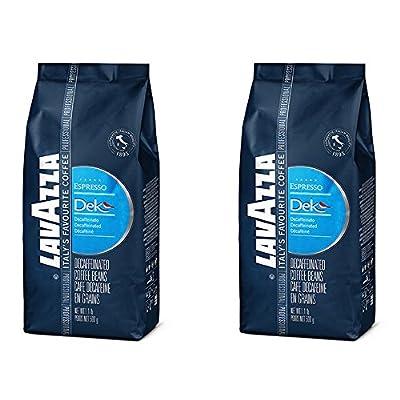 Lavazza Dek Decaf Coffee Beans 500g