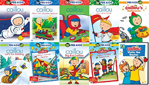 Caillou Ultimate Collection