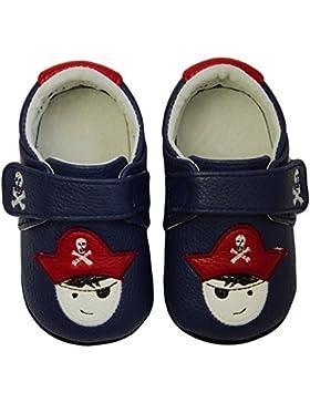 Rose & Chocolat RCM Captain Hook Baby Jungen Krabbelschuhe & Puschen Sneaker