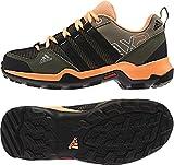 Adidas Ax2 cp k clay/cblack/cwhite, Größe Adidas:6