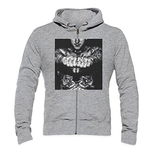 Mens Zipper Hoodie XX-Large ()