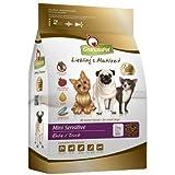 GranataPet Lieblings Mahlzeit Mini Adult Ente Sensitive 2kg, Trockenfutter, Hundefutter