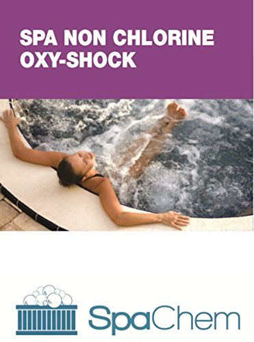 5kg Spa no cloro choque Oxy Tablets por spachem–Piscina y Spa Clarificador jacuzzis nubes agua clara