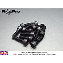 Natural RacePro 2x Titanium  Button Socket Bolt Torx M5 x 10mm x 0.8mm