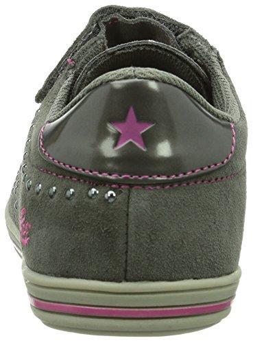 Lico Carla VS Mädchen Sneakers Grau (Grau/Rosa)