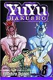 YuYu Hakusho, Vol. 8: Open Your Eyes!!