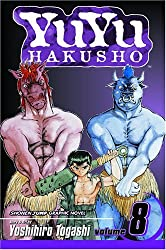 YuYu Hakusho, Vol. 8: Open Your Eyes!!