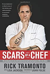 SCARS OF A CHEF HB