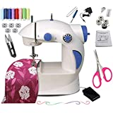 Vivir High Quality 2018 Model 4 in 1 Desktop Multi Functional Sewing Machine for Home (with Sewing Accessories)