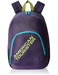 American Tourister Jasper 13 ltrs Purple Kids Backpack (5 - 7 years age)