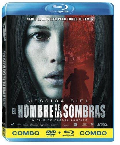 El Hombre De Las Sombras (DVD + BD) [Blu-ray]