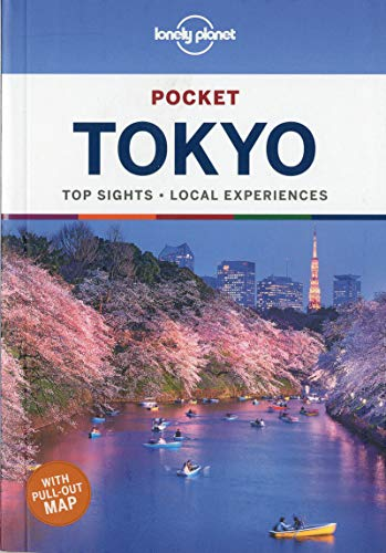 Lonely Planet Pocket Tokyo (Travel Guide) [Idioma Inglés]