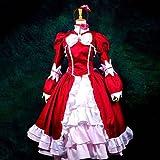 Black Butler elizabeth cosplay costume,Taglia M: altezza 160cm- 165cm(Pleae scrivici la tua taglia, altezza, peso, spalle, busto, vita e fianchi)