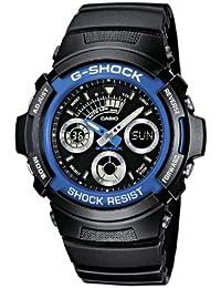 Casio G-Shock Herren-Armbanduhr Analog / Digital Quarz AW-591-2AER