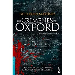 Crimenes De Oxford, LOS by Guillermo Martinez(2001-01-01) Premio Mandarache 2006