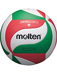 Molten v5m3500 FIVB OFFICIEL TAILLE cuir synthétique ECOLE / CLUB MATCH Volley-ball