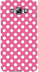 PRINTVISA Patterns Polka Dots Case Cover For Samsung Galaxy Grand 3