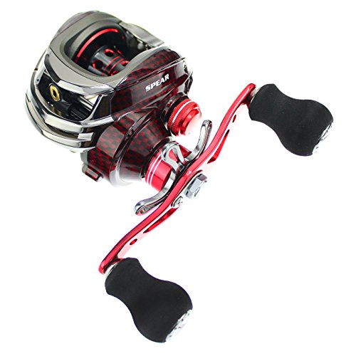 skysper-moulinet-casting-peche-au-lancer-en-mer-11-1-bb-noir-et-rouge-main-gauche