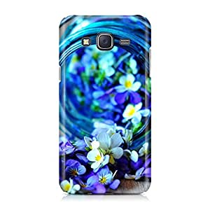 Hamee Designer Printed Hard Back Case Cover for Samsung Galaxy On5 / On 5 Pro Design 2113
